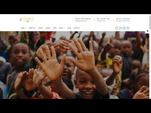 Xxx Mp4 Charity WordPress Theme Charity WP Review Theme 3gp Sex