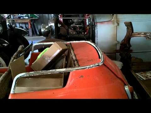32 Ford Hot Rod Complete Restoration