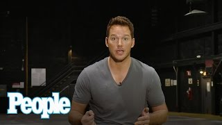 Watch Chris Pratt Get Choked Up Talking About His Son | People