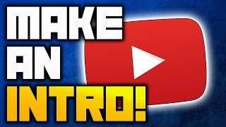 How To Make Your Own Intro For Free👉Android👈