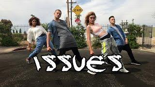 ISSUES - Julia Michaels || Alyson Stoner & BJ Paulin Choreography