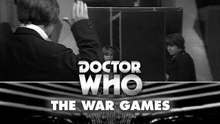 Doctor Who: Jamie and Zoe leave - The War Games