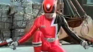 Tokusou Sentai Dekaranger - Full Theme Song (Lyrics)