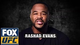 The 8 Ultimate Moments of Rashad Evans' career | UFC Ultimate Insider