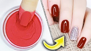 Dip Powder Your Nails Perfectly!