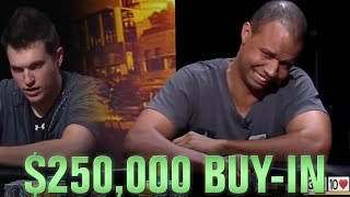 Phil Ivey AGONIZES Over This River Call  (High Stakes Poker Tournament)