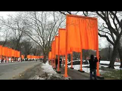THE GATES CENTRAL PARK NEW YORK