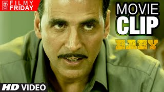 Filmy Friday - Baby Movie Clip 1 - We write INDIAN in BOLD & CAPITAL