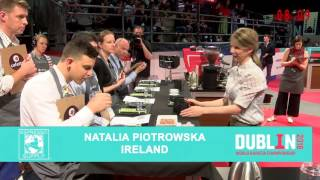 World Barista Championships 2016 -Performance Natalia Piotrowska