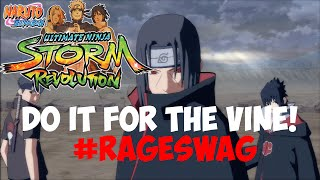 Do It For The Vine! Madara Edition @RAGESWAG