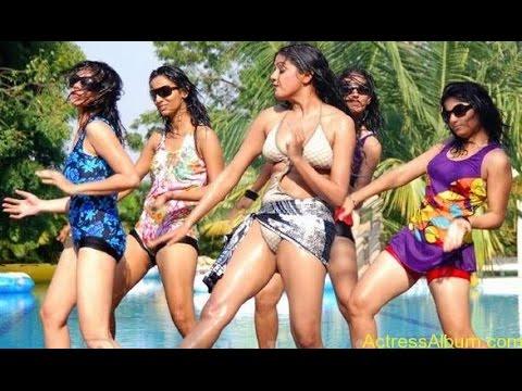OMG South Actress Priyamani Birthday celebration In Bikini