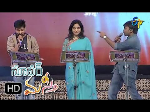 Xxx Mp4 Andamaina Song Mallikarjun Sunitha Dhanunjay Performance Super Masti Bhimavaram 19th March 2017 3gp Sex