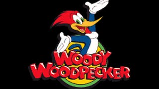 Woody Woodpecker-Le ballet nautique