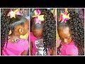 Download Video Download Crochet Slick Ponytail | Children's Natural Hair 3GP MP4 FLV