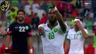 انتقام المنتخب السعودي من المنافسين مع شيلات