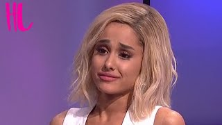 Ariana Grande AMAZING Jennifer Lawrence Impression Saturday Night Live