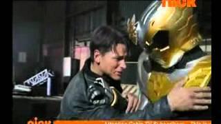 Power Rangers Super MegaForce Dark Robo Night (Hindi)