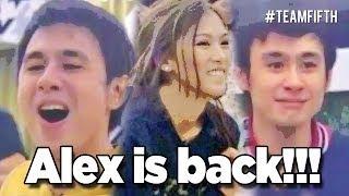 ALEX IS BACK!!!