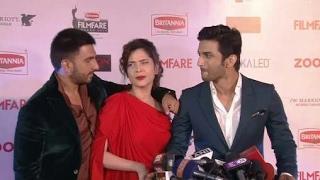 Sushant Singh Rajput Slams Ranveer Singh   At Interview   Ankita Lokhande   Raabta   Kriti Sanon  HD