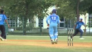 Kejohanan Kriket Universiti Antarabangsa UKM 2013.