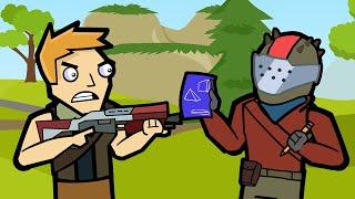 Original Fortnite Animation | Loot & Shoot: The Squad Ep. 2