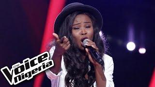"""Itunu Ogunyemi sings """"Don't let me down"""" / Blind Auditions / The Voice Nigeria Season 2"""
