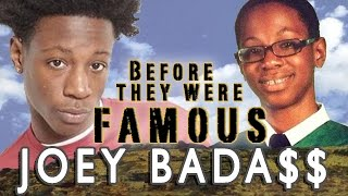 JOEY BADASS - Before They Were Famous