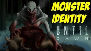 Until Dawn Wendigo Monster's Identity Reveal (Obviously Spoilers)