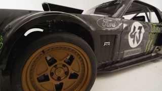 [HOONIGAN] Chris Harris on Ken Block's Gymkhana SEVEN AWD 1965 Mustang (The Hoonicorn!)