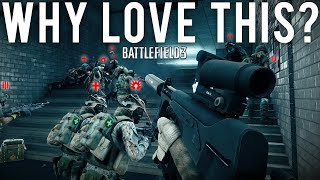 Battlefield 3 Why do people love this?