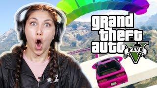 We Rage Race In Grand Theft Auto V Online (GTA V) • Episode 4