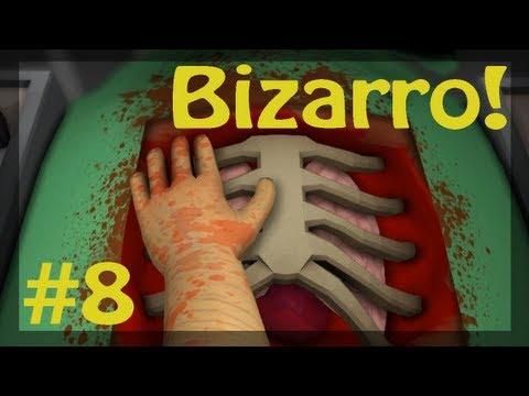 Jogos Bizarros Surgeon Simulator 2013