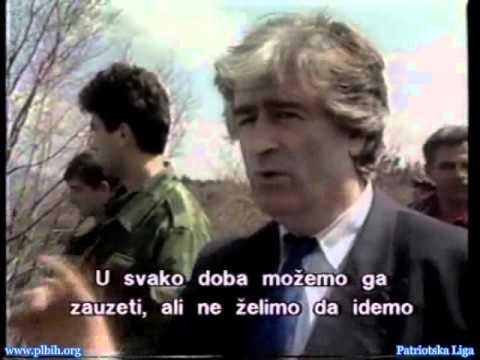 Sarajevo 1992 Psihjatar psihopata obilazi svoje pacijente