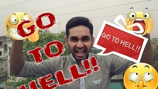 Go To Hell New Bangla Funny Videos 2017|| CREATIVE  MIND  LIMITED