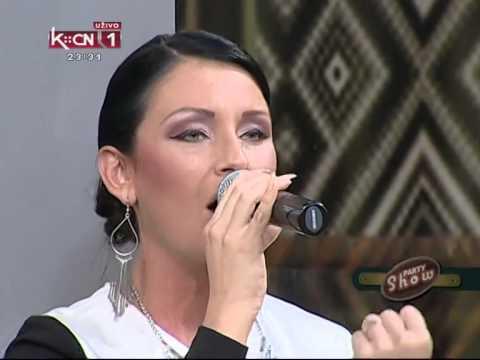Katarina Zivkovic -Live - Da mi je - Party Show -  (TV K:CN1 2014 )