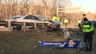 Father pushes state to eliminate guardrail equipment he blames for daughter's death