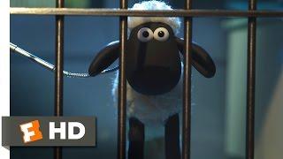 Shaun the Sheep Movie (6/10) Movie CLIP - Shaun in the Slammer (2015) HD