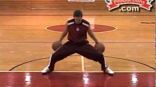Ganon Baker Basketball - 42 Advanced Ballhandling Drills.FLV