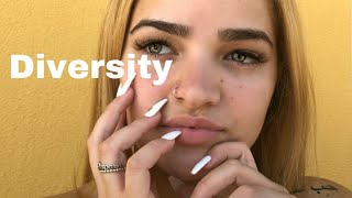 my thoughts on DIVERSITY
