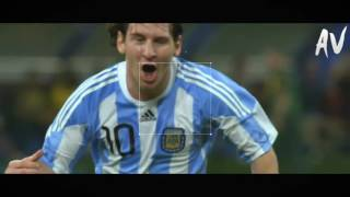 Lionel Messi   Top 10 Goals For Argentina National Team • 2005 2016