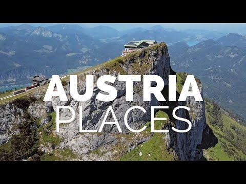 10 Best Places to Visit in Austria Travel Video