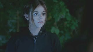 Pretty Little Liars - Aria is Discovered to be A - 7x18