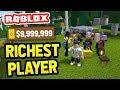 Download Video Download RICHEST PLAYER in ROBLOX GARDENING SIMULATOR 3GP MP4 FLV