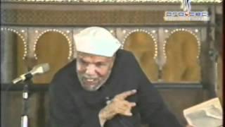 16- تفسير سورة التوبه - الاية ( 29 - 30 ) - الشيخ الشعراوي