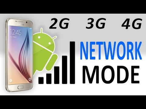Xxx Mp4 How To Change 2G 3G 4G Only Network Mode On Any Android Smartphone │DROID GEN 3gp Sex