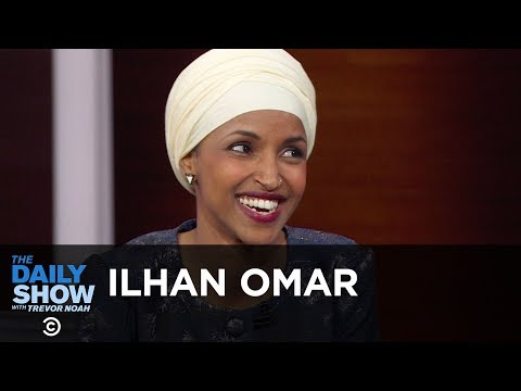 Ilhan Omar Fighting for a Better Life for All Americans The Daily Show