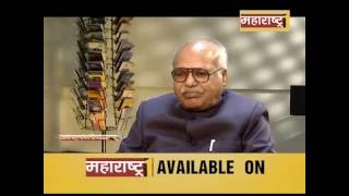 EXCLUSIVE INTERVIEW : Dr. Raosaheb Kasabe