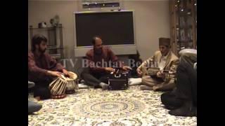 TV Bachtar Berlin غزل خوان محبوب هرات استاد تابش