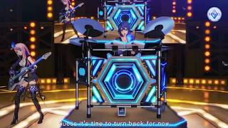 Cool Medley   Cyber Rock Jam ALL STARS English Subs