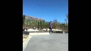 Legazpi skatepark madrid sk8h
